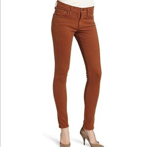 James Jeans Twiggy Skinny Brushed Amber 30